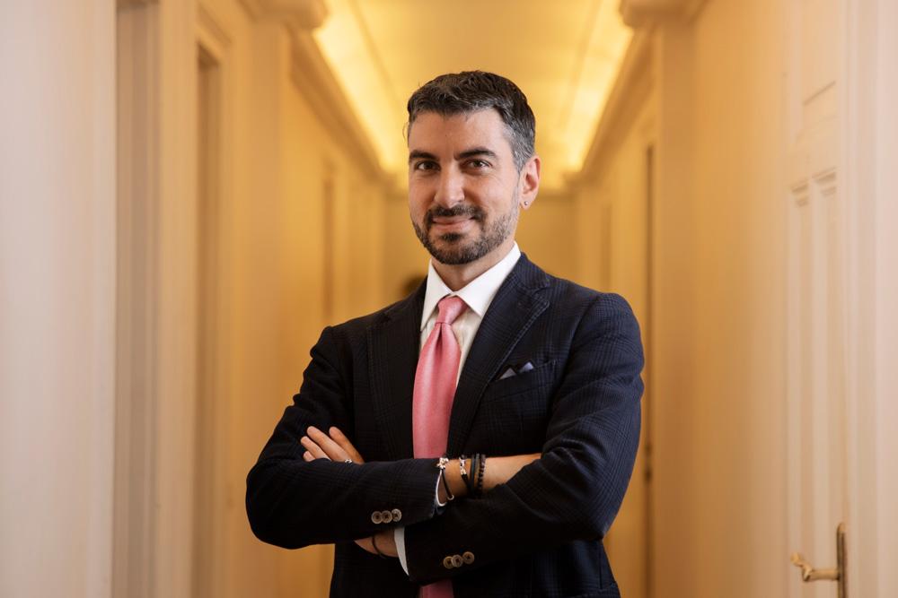 Avvocato Guglielmo Calcerano